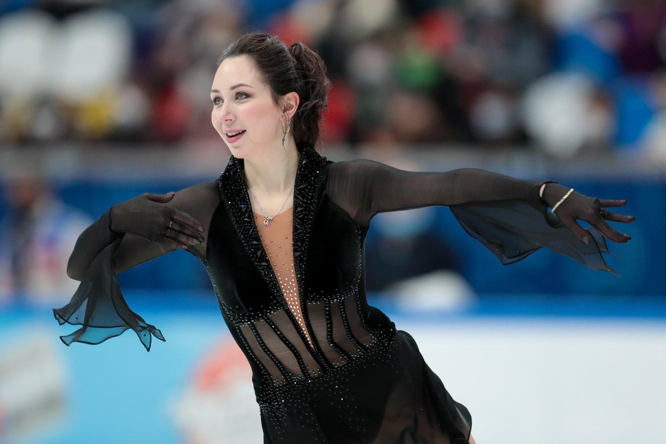 Елизавета Туктамышева показала, как выглядит её место силы. Фото