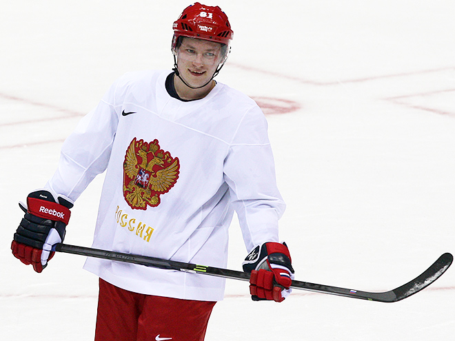 Как Малкин, Тарасенко и Кулёмин сыграют на ЧМ-2015