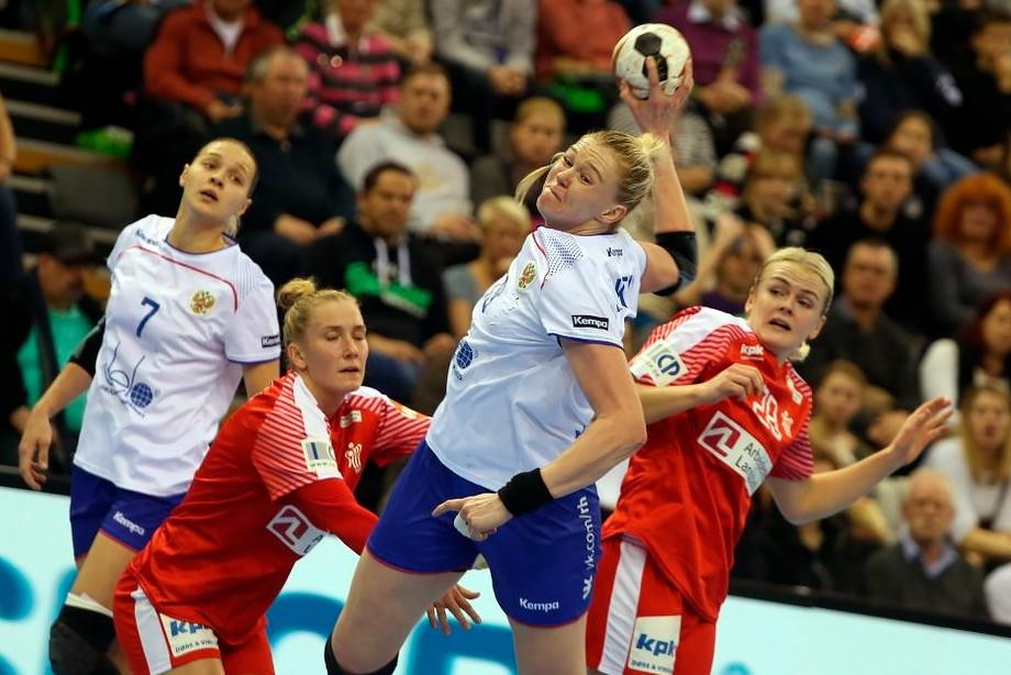 спорт гандбол женщины