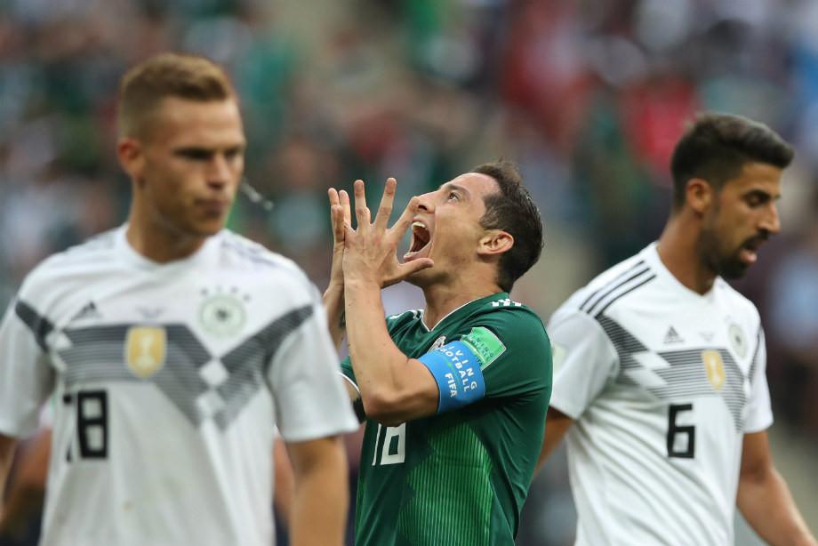 Германия начала плей-офф с 20-й минуты первого матча. Они с этим справятся
