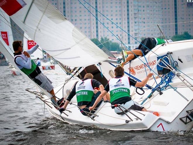 Яхтсмен Даниил Одинцов – о третьем этапе Национальной парусной лиги
