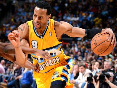 """""""Денвер"""" и """"Хьюстон"""" - самые быстрые клубы НБА"""