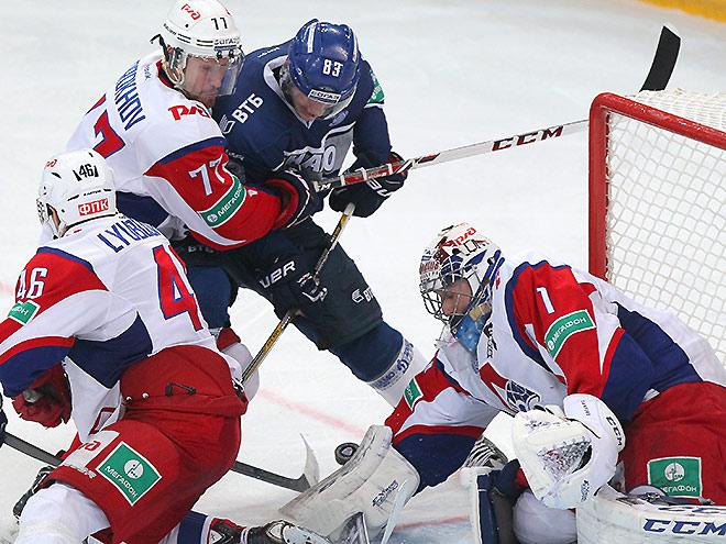 «Динамо» выиграло у «Локомотива» — 1:0