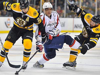 Овечкин и Малкин - в обзоре дня НХЛ