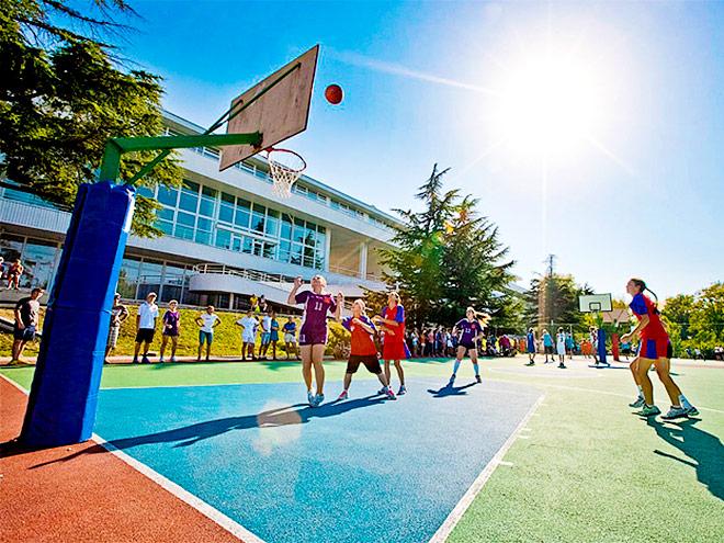 Футбол, самбо, баскетбол, отдых и море? — «Орлёнок»!