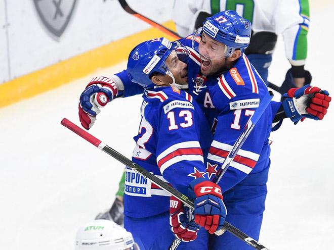 Хоккейные итоги недели: 6 очков Ковальчука, гол Дацюка и отставка в «Кузне»