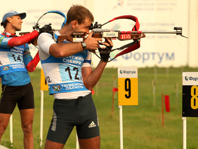 Андрей Маковеев и Дмитрий Малышко