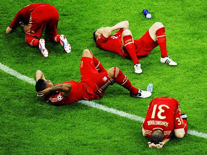 """""""Бавария"""" — """"Челси"""""""