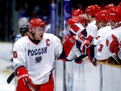 Самые яркие победы сборной России на Олимпиадах