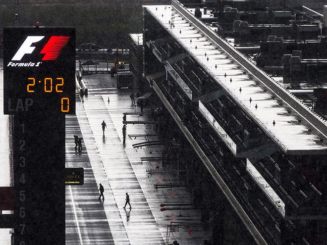 Обзор тренировок Гран-при США Формулы-1
