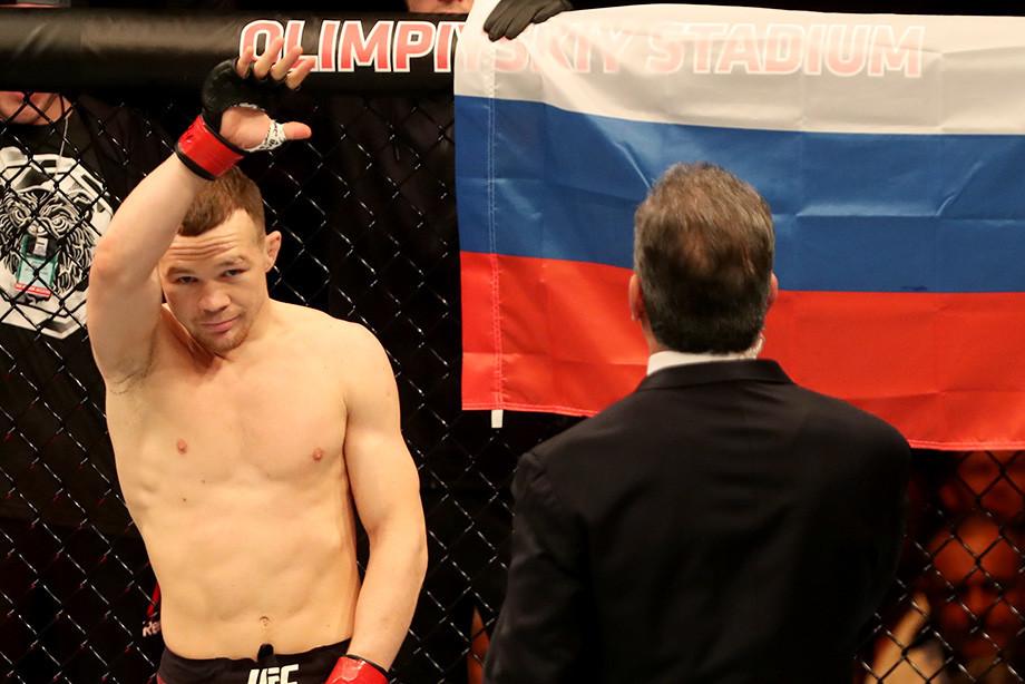 UFC в Праге 23 февраля: четверо россиян в одном карде