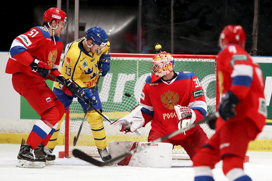 Россия – Швеция. Евротур