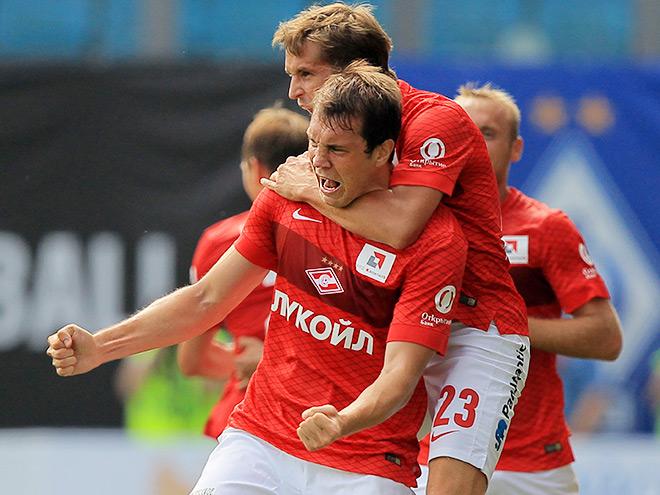 «Уфа» — «Спартак»