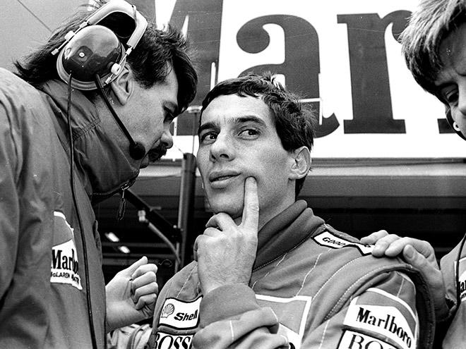 Айртон Сенна и его первый успех в Формуле-1