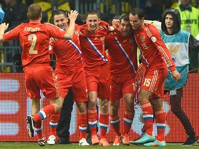 Россия в «Лужниках» обыграла Португалию