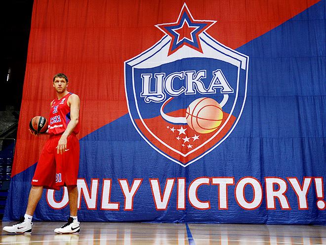 Российские клубы стартуют в Евролиге