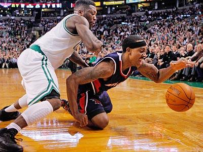 """НБА-2010/11. Из жизни """"жучков"""". День 74-й"""