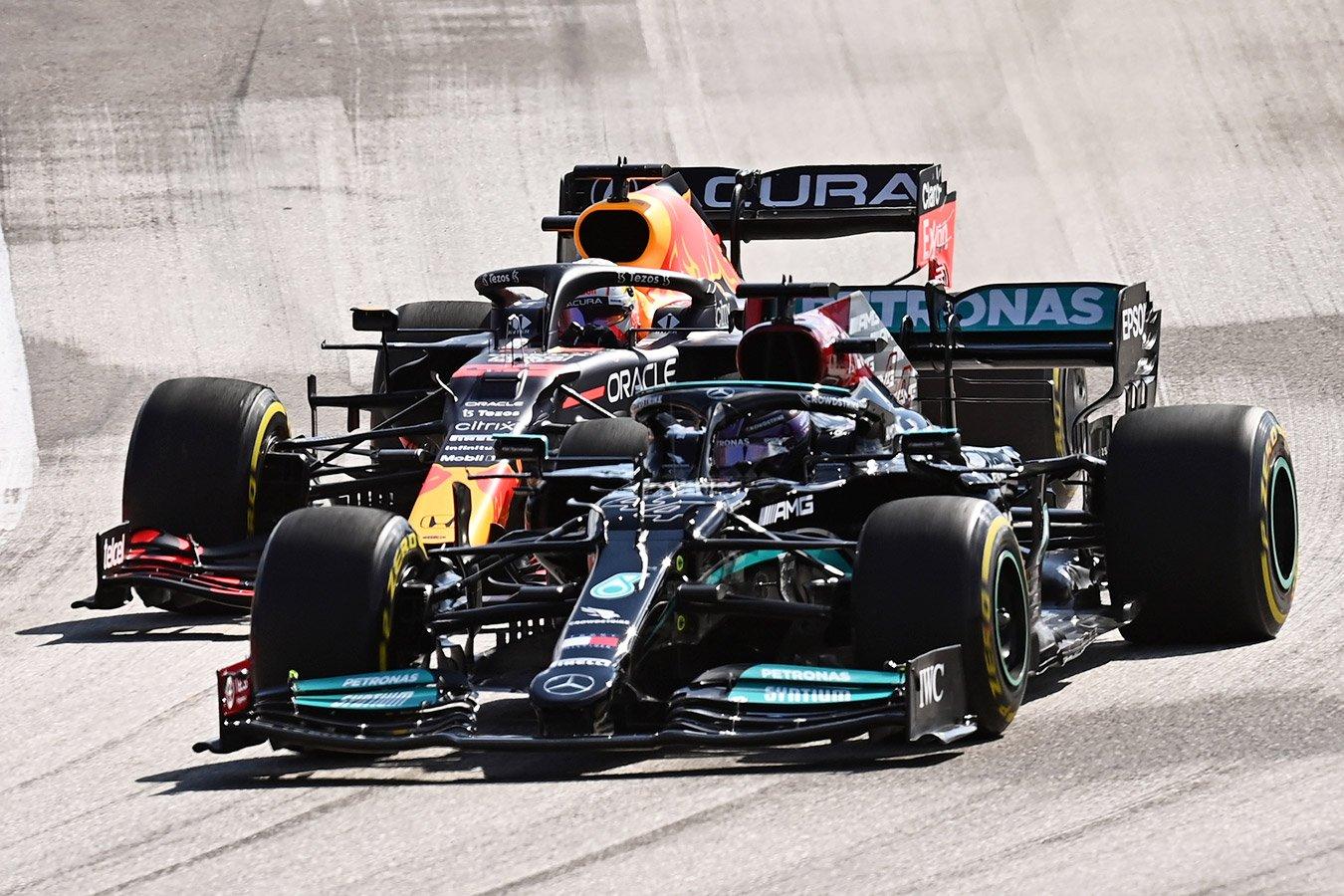 Гран-при США Формулы-1: Ферстаппен выиграл гонку