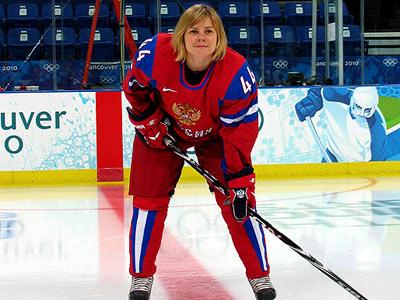 Александра Капустина - о сборной России
