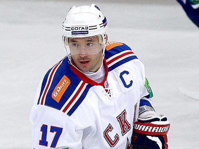 Ковальчук - о первом матче в КХЛ