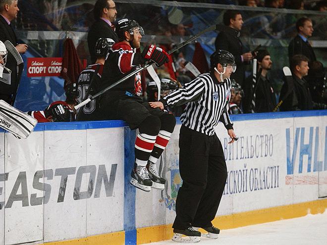Хоккейная Тюмень в дни финала «Братины»