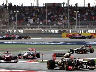 Гран-при Бахрейна: все комментарии