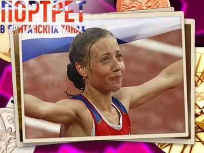 Ольга Каниськина - в рубрике «Портрет в британских тонах»