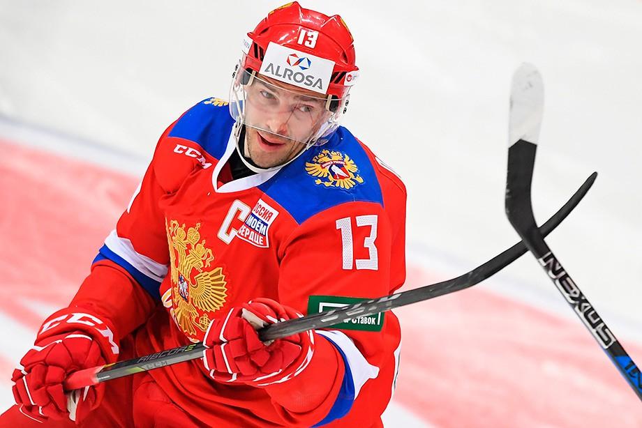 Павел Дацюк и Денис Глушаков