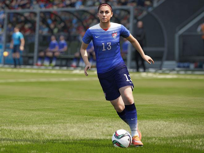 Анонс игры FIFA 16