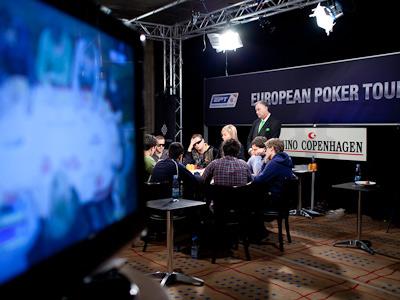 ЕPТ Копенгаген. Прямая трансляция финального стола