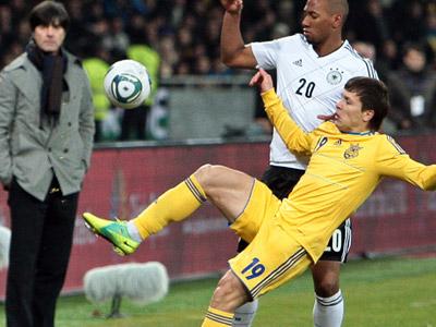 Беланов: сборная Украины становится уверенней