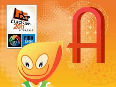 Евробаскет-2011. Группа А. Визитная карточка