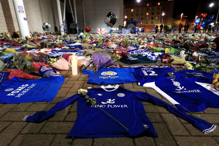 Как Англия отреагировала на трагедию в Лестере
