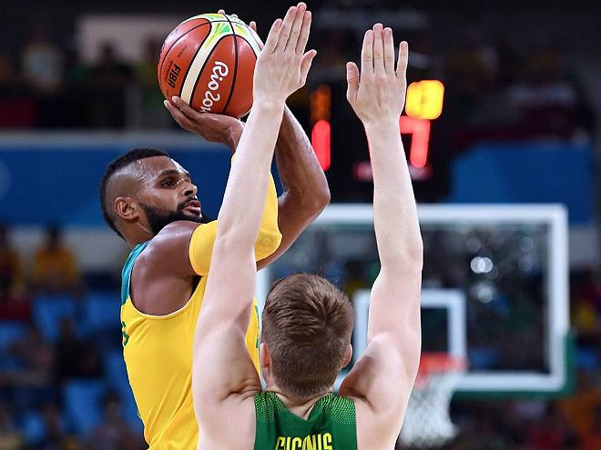 Австралии вышла в полуфинал ОИ-2016
