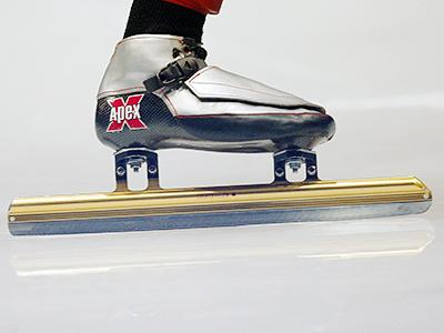 Олимпиада в Сочи. Лезвия для коньков