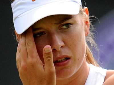 Шарапова: теннисисты – счастливчики