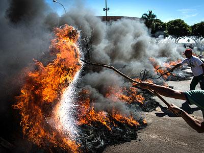 О природе массовых манифестаций в Бразилии