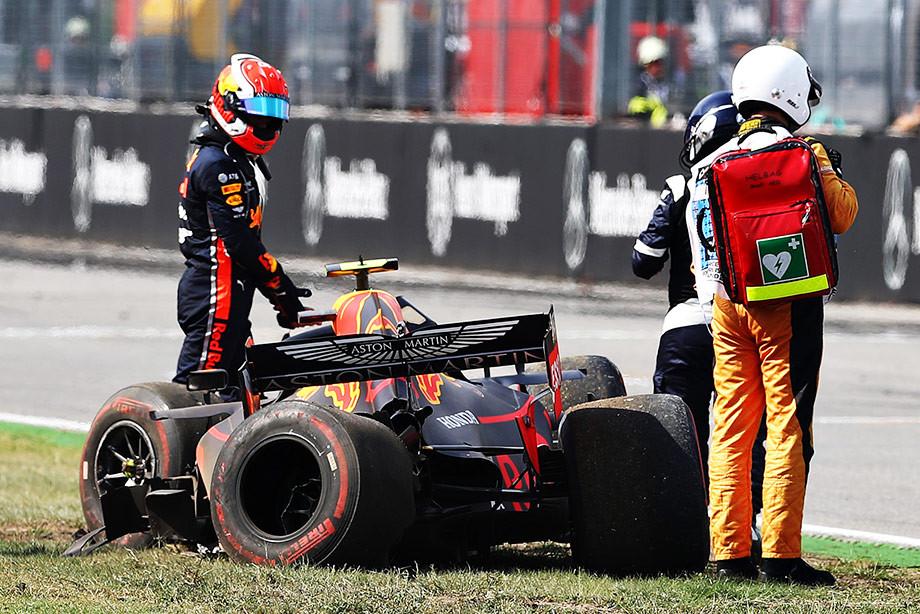 Худшие пилоты сезона Формулы-1