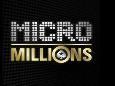 Российский PokerStars представляет бесплатные турниры на MicroMillions