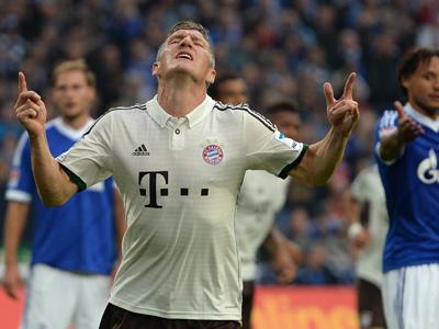 """Шальке-04"" — ""Бавария"" — 0:4"