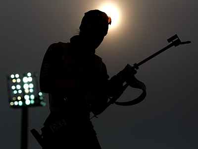 Биатлонная сборная России  готовится к сезону без главного тренера