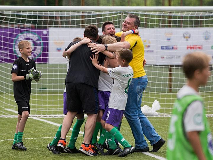 В Сочи завершился футбольный турнир «Мегафон. Будущее зависит от тебя»