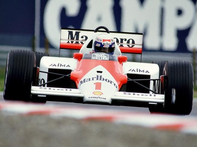 Как «Макларен» и «Порше» побеждали в Формуле-1