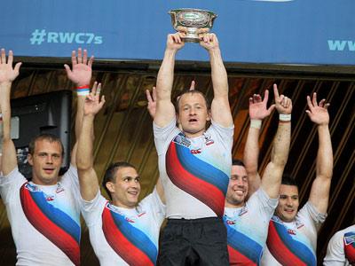 Трофей мужской сборной