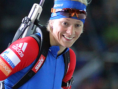 Зайцева: хотелось бы выиграть медаль в Сочи