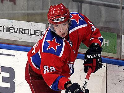 Барбашев: голы на чехов оставил