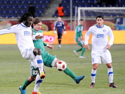 Игроки «Ворсклы» рассказали о ничейном матче с «Днепром»