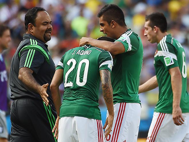 ЧМ-2014. Нидерланды – Мексика – 1:2