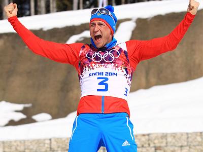 Король лыж Александр Легков