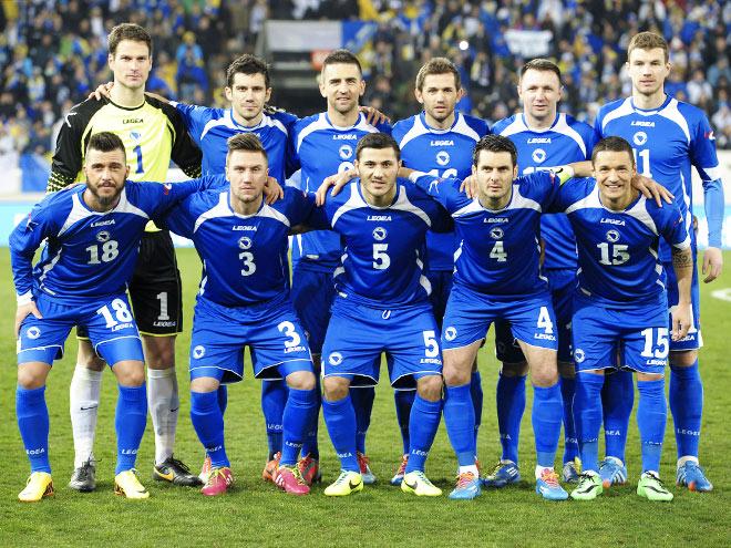 Сборная Боснии и Герцеговины по футболу